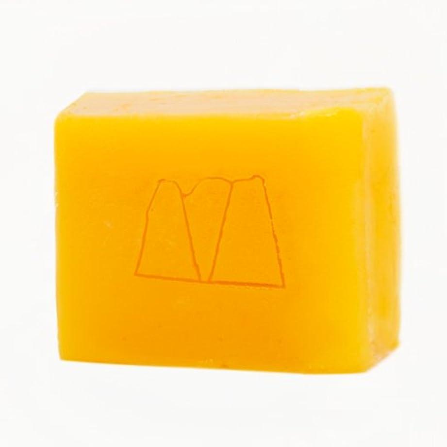 アクセルどちらか豆腐LALAHONEYグリーン&レモン石鹸