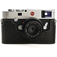 TP Original Leica M10 専用 ブルタイプ 本革 ボディケース 黒色