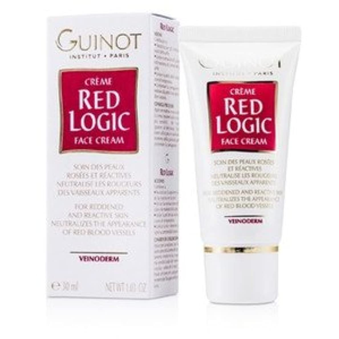 Guinot レッドロジック フェースクリーム 30ml/1.03oz [並行輸入品]
