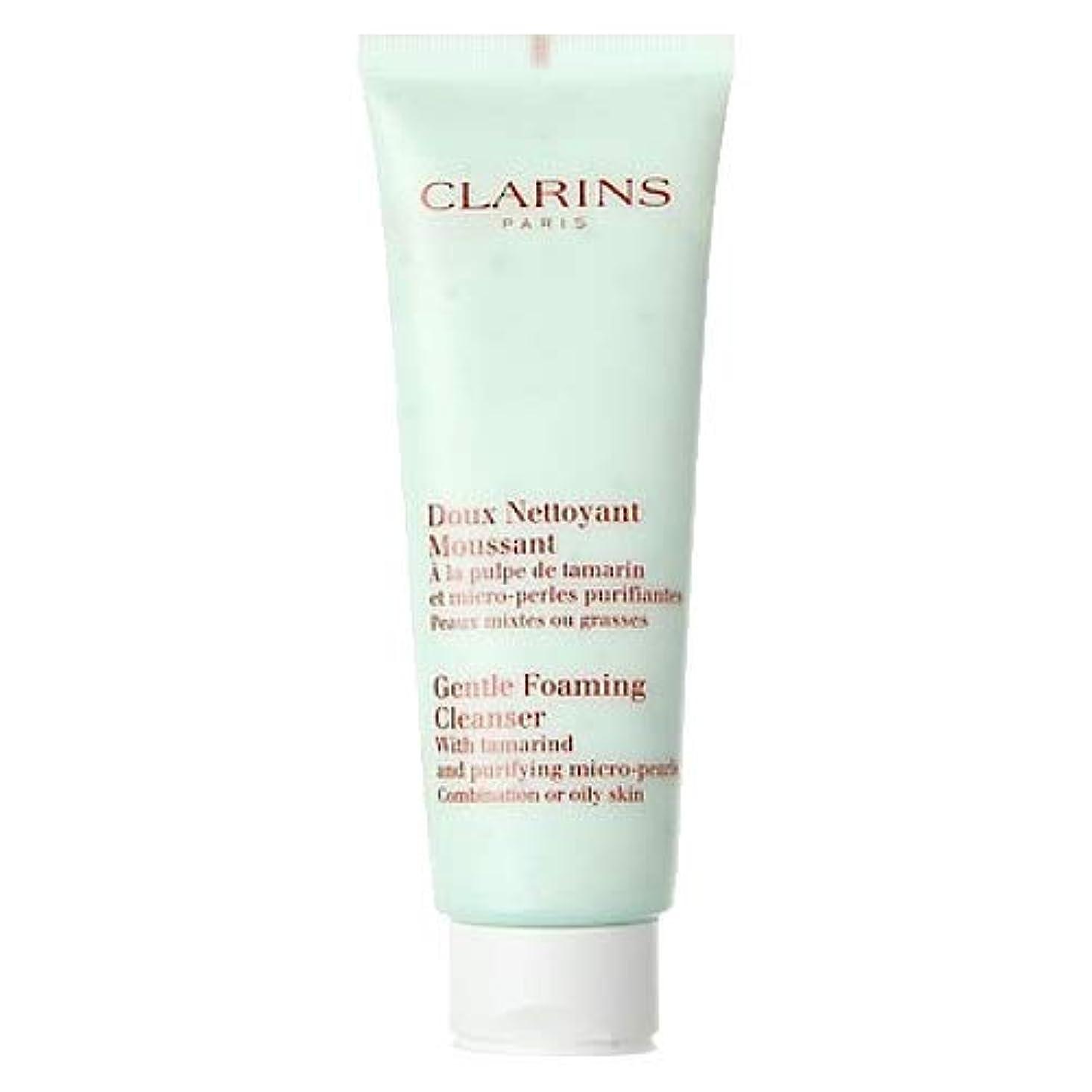 クラランス(CLARINS) ジェントル フォーミング クレンザー (コンビネーション/オイリー) 125ml [並行輸入品]