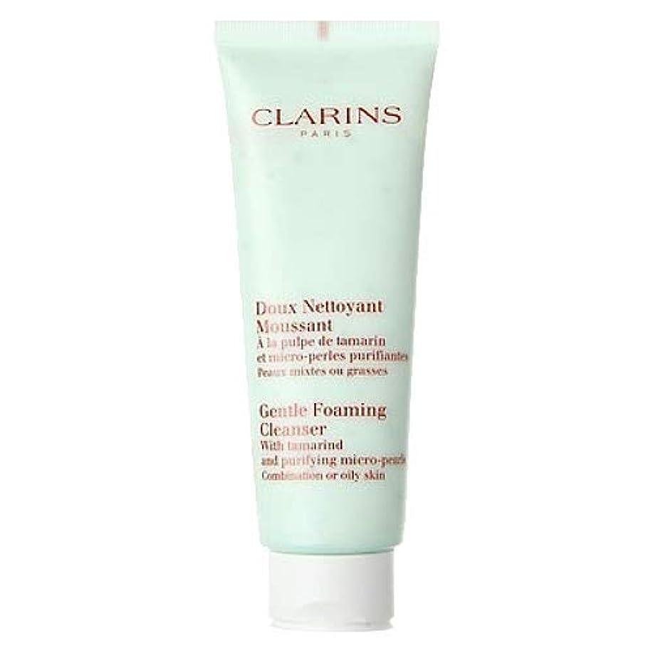 低下ヤギ思春期クラランス(CLARINS) ジェントル フォーミング クレンザー (コンビネーション/オイリー) 125ml [並行輸入品]