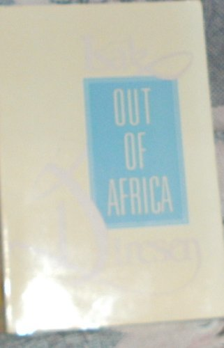 Out of Africa and Shadows on the Grass (Thorndike Press Large Print Paperback Series)