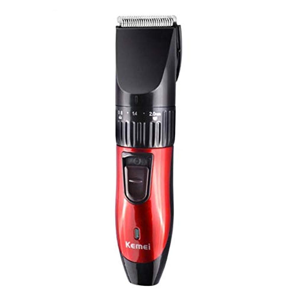 ソロあご一時停止QINJLI 家庭用髪クリッパー充電式乾燥電気デュアル使用インジケーター光制限くし 16 * 4 cm