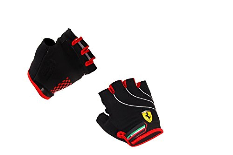(X-Large, Multicolor) - Ferrari Gloves