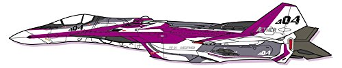 ハセガワ マクロスシリーズ マクロスデルタ VF-31C ジークフリード ミラージュ機 1/72スケール プラモデル 65840