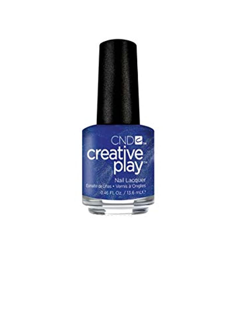 使役故意の湖CND Creative Play Lacquer - Viral Violet - 0.46oz / 13.6ml