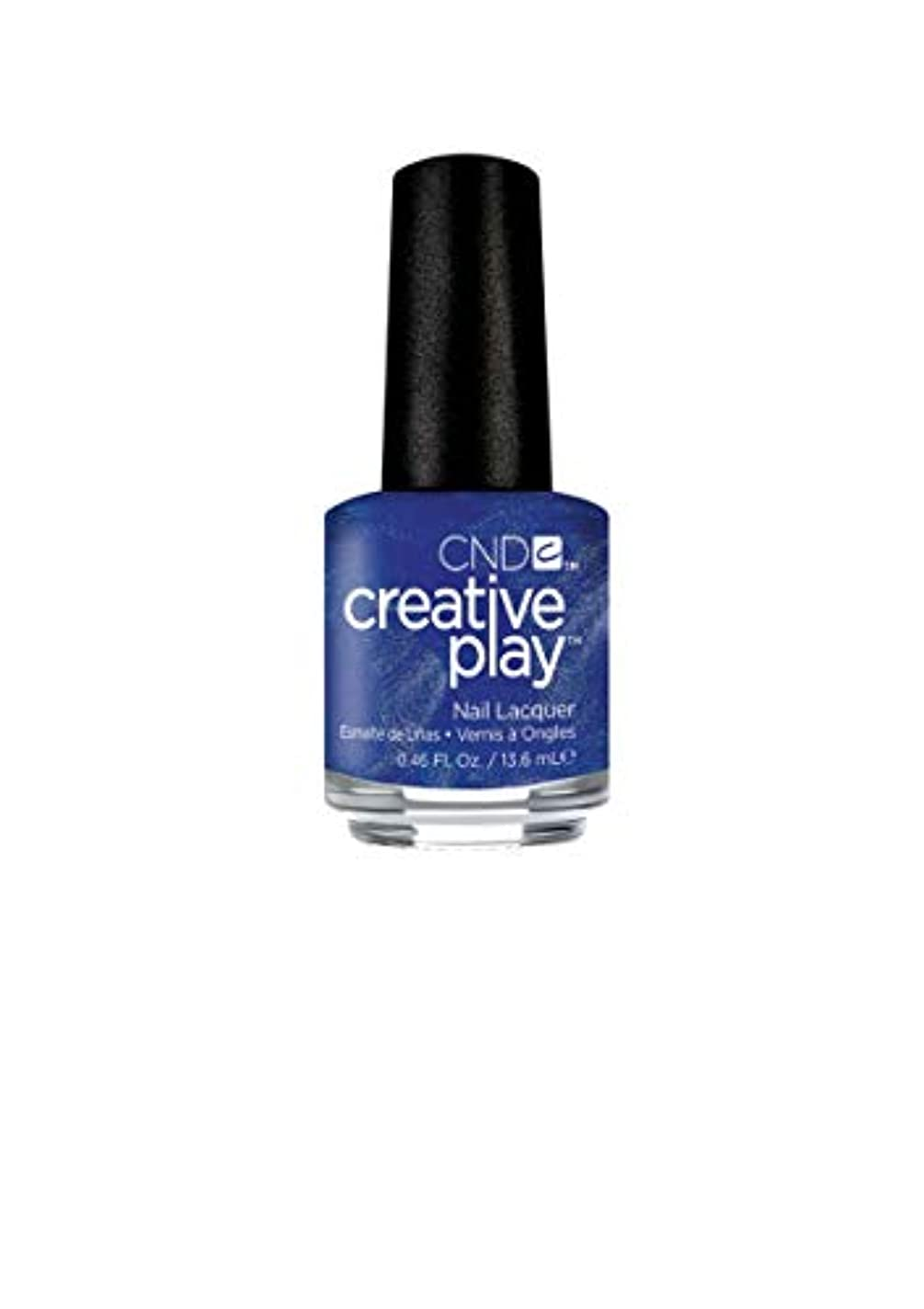 ちょうつがいシェアコンプリートCND Creative Play Lacquer - Viral Violet - 0.46oz / 13.6ml