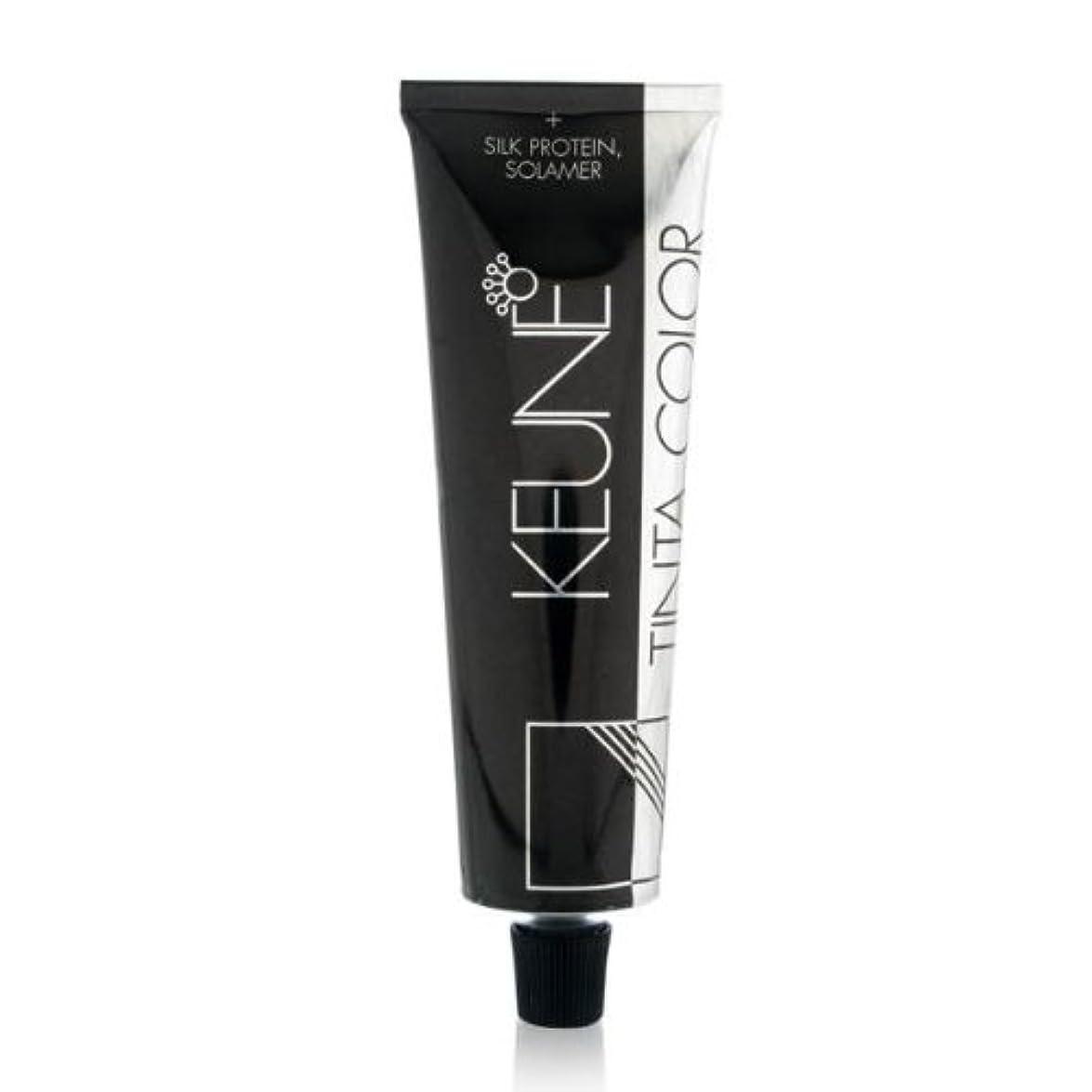 歌のぞき穴領域Keune Tinta Color + Silk Protein Hair Color 10 Lightest Blonde by Keune