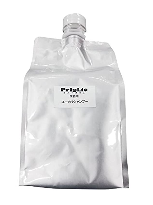 PrigLio(プリグリオ) C ユーカリシャンプー レフィル 900ml
