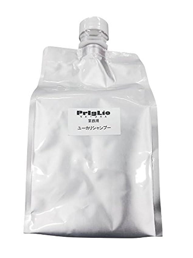贅沢な失望させる気質PrigLio(プリグリオ) C ユーカリシャンプー レフィル 900ml