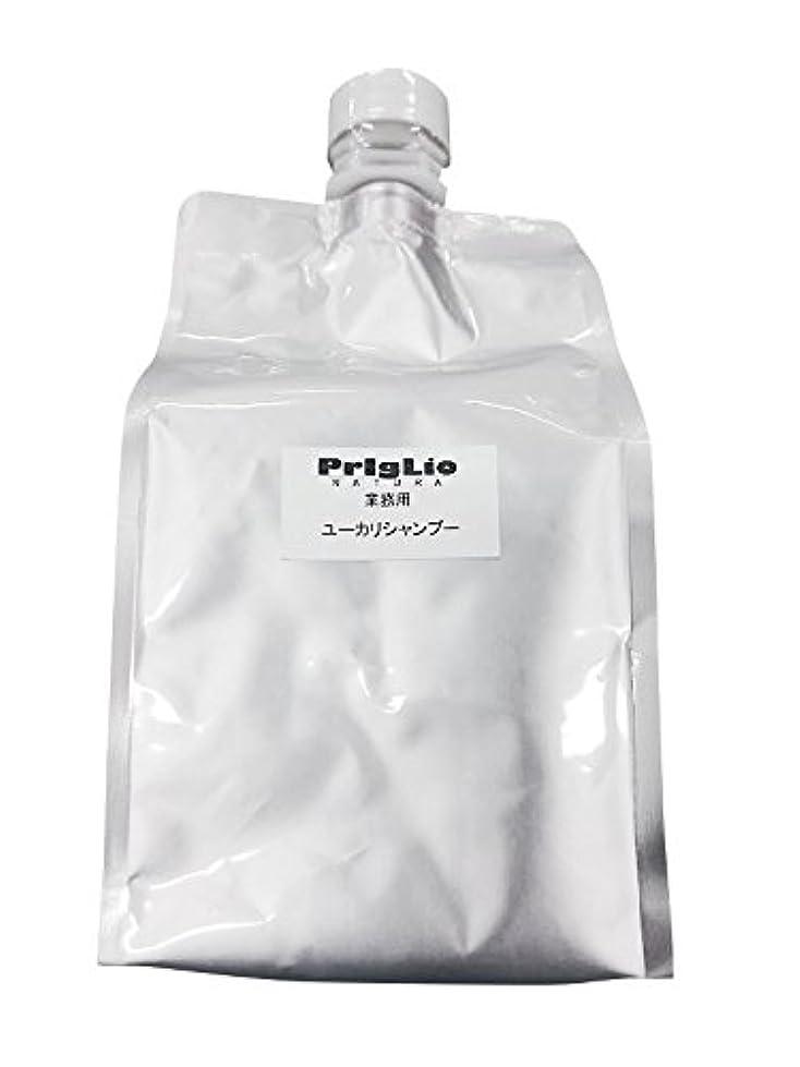 周術期アンソロジー階段PrigLio(プリグリオ) C ユーカリシャンプー レフィル 900ml