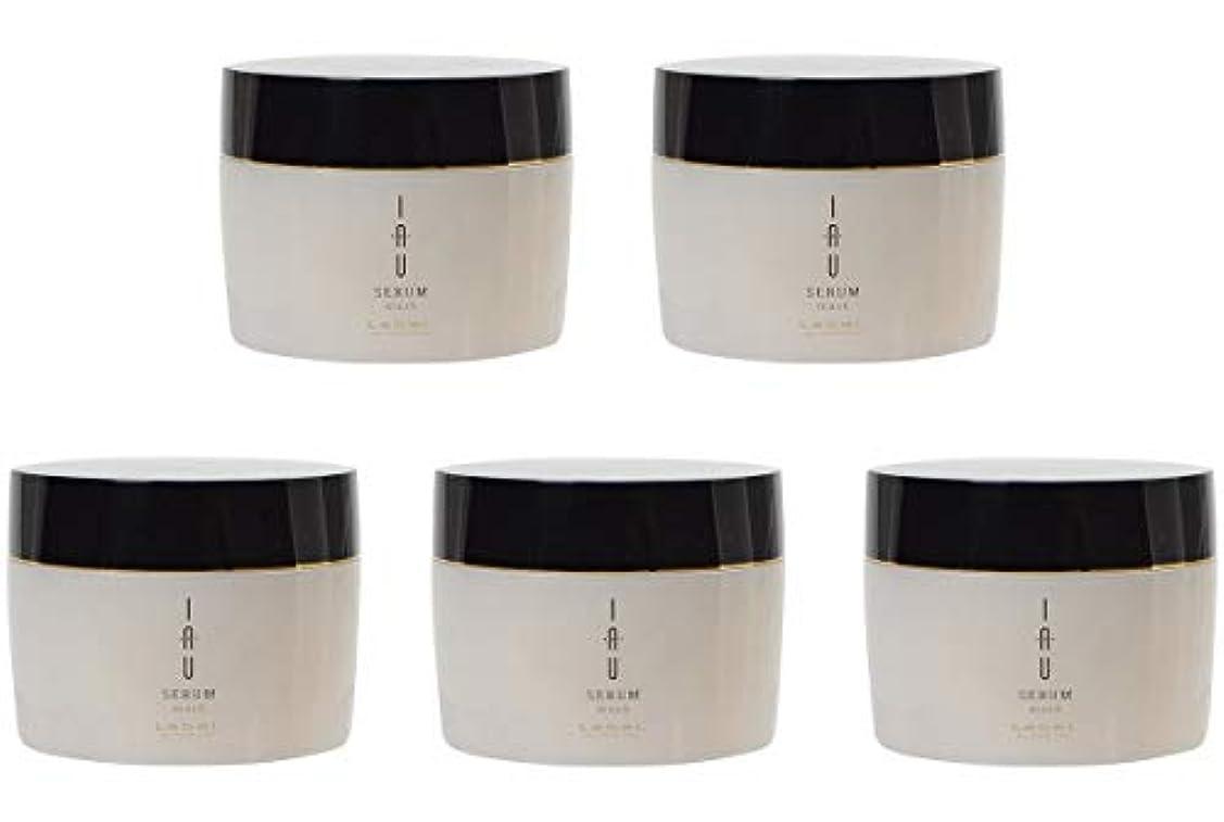 スキップより多い添加剤【5個セット】ルベル イオ セラム マスク 170g