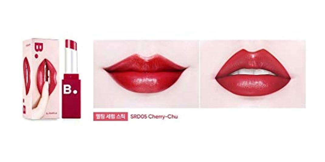 スズメバチ抑制するマッサージbanilaco リップモーションリップスティック/Lip Motion Lipstick 4.2g # SRD05 Cherry Chu [並行輸入品]