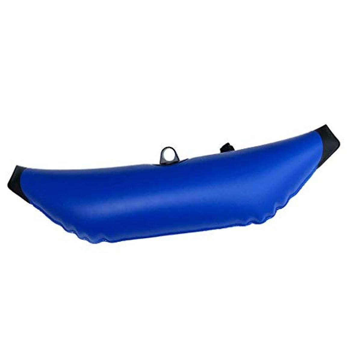 凍るジャニスクッションプレミアムpvcカヤックインフレータブルアウトリガー安定剤水浮遊フロートスーツカヤックカヌーボート釣り交換用アクセサリー