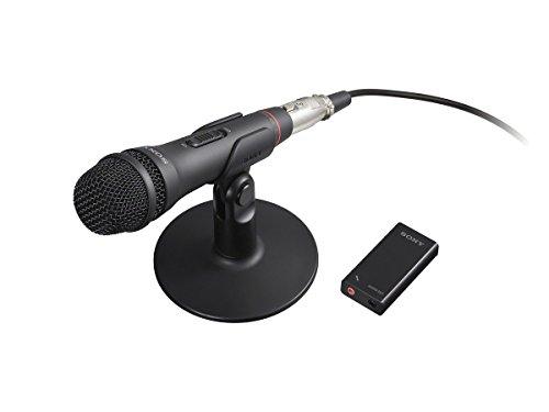 ソニー SONY コンデンサーマイク モノラル/PCボーカル用 USB接続対応 マイクスタンド付属 ECM-PCV80U