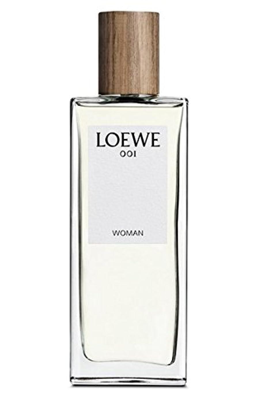 シビック良心的作動するLoewe 001 (ロエベ 001) 3.4 oz (100ml) EDP Spray for Women