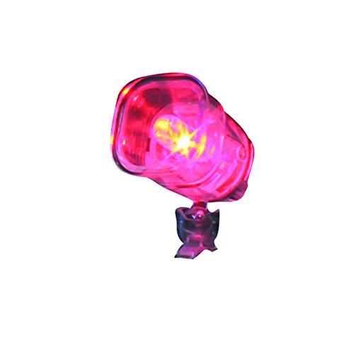 プラム プラ アクセサリー02 LEDライト クリアVer. 赤  ZS02634
