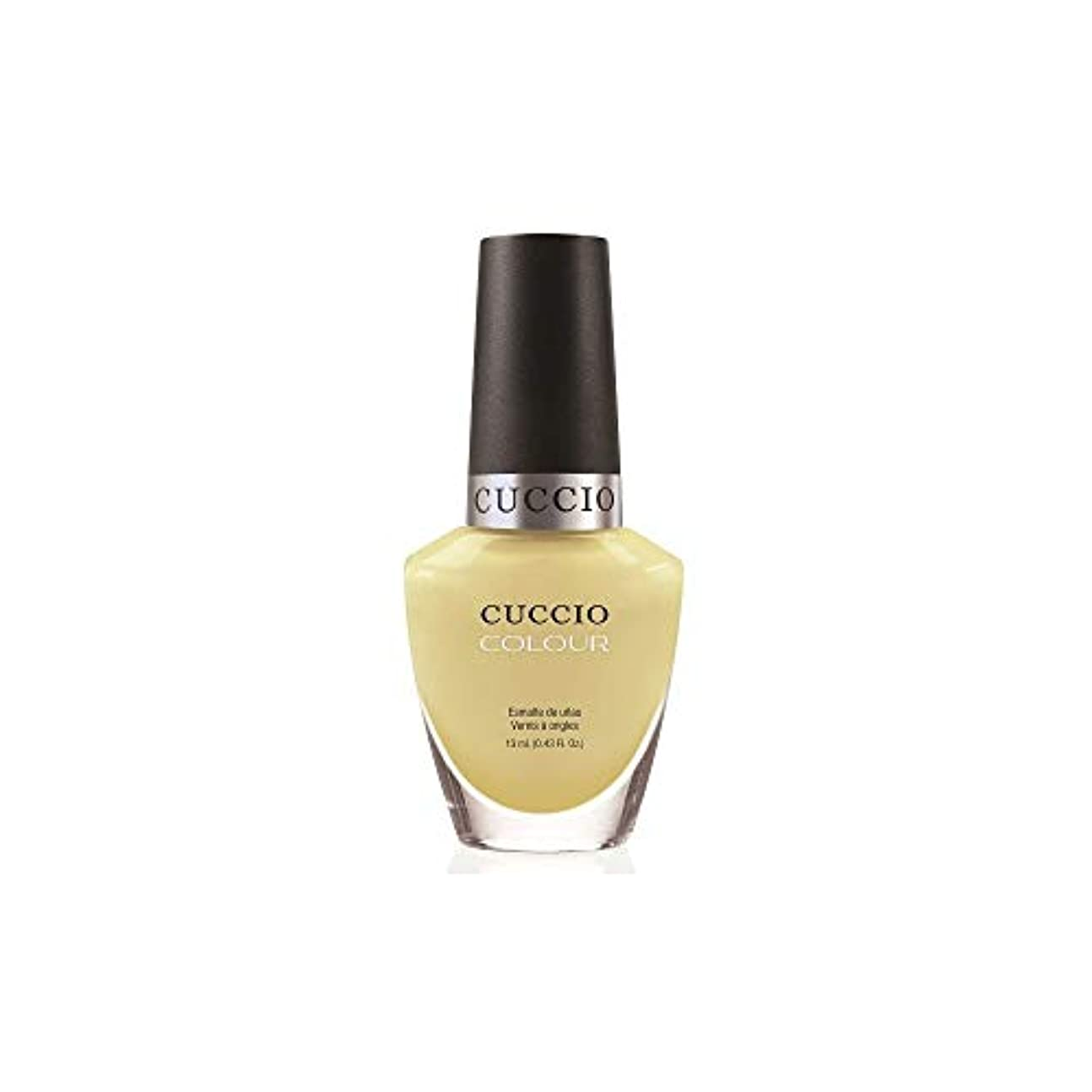 動機アルファベット巨人Cuccio Colour Gloss Lacquer - Mojito - 0.43oz / 13ml
