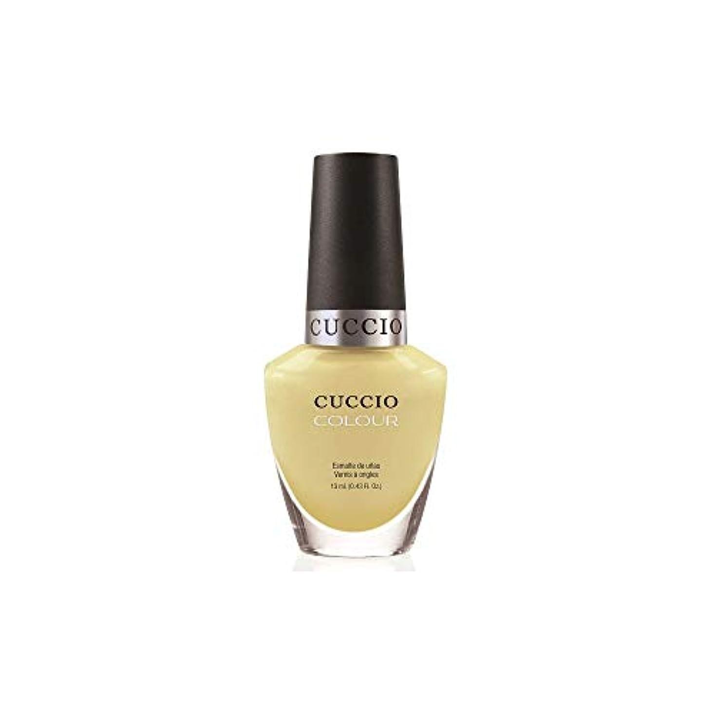 オペレータークランシーサスペンションCuccio Colour Gloss Lacquer - Mojito - 0.43oz / 13ml