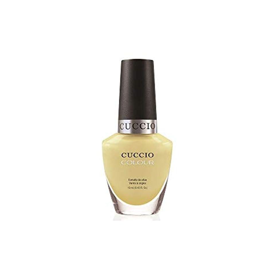に対処するロードブロッキングライムCuccio Colour Gloss Lacquer - Mojito - 0.43oz / 13ml