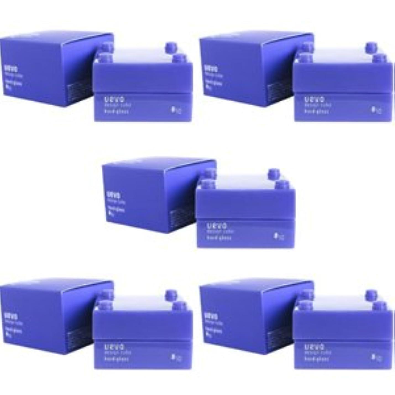 そばに性格最初に【X5個セット】 デミ ウェーボ デザインキューブ ハードグロス 30g hard gloss DEMI uevo design cube