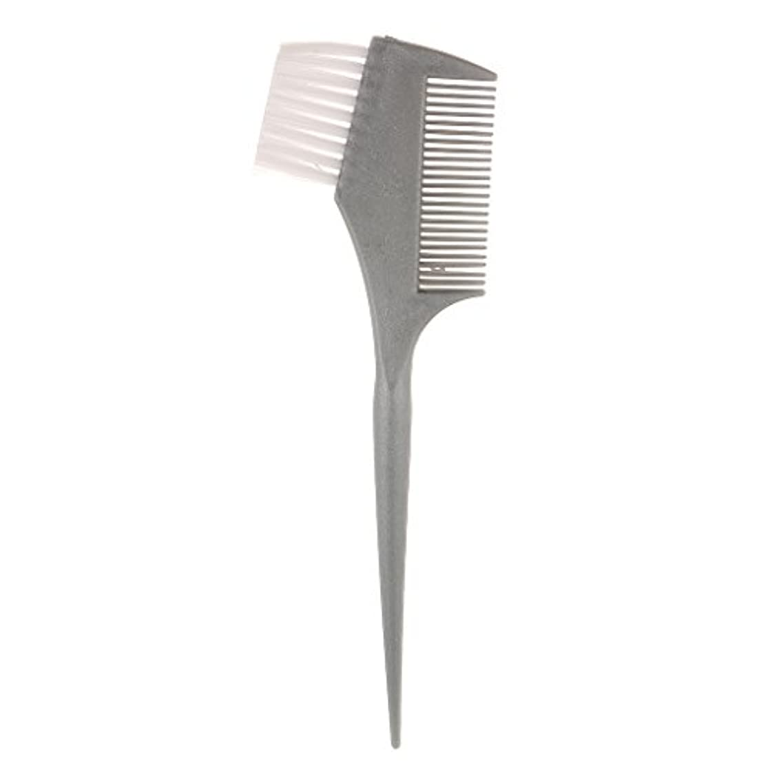 添加剤かかわらず取り付けToygogo プロフェッショナルヘアカラーリングコーム&ブラシサロンDIYヘアダイイングティンティングヘアスタイリングツール