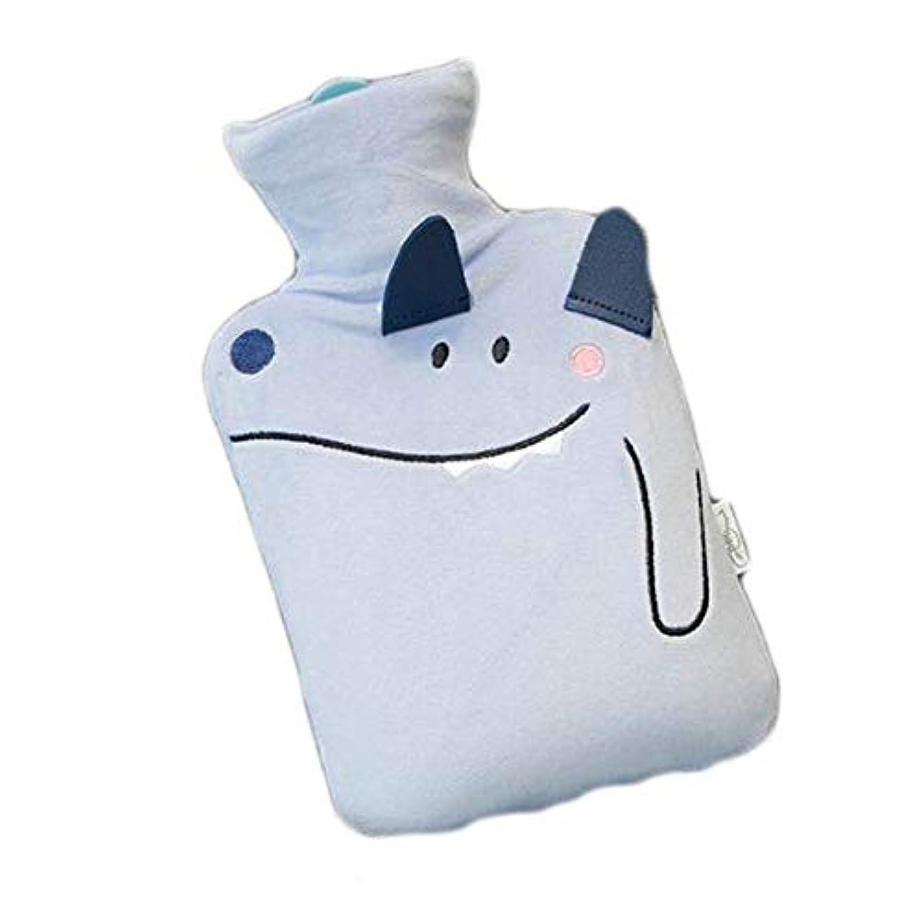 気を散らす悪意顔料ラブリーホットウォーターボトル暖かいアイテムを保つホットウォーターボトル400 ML