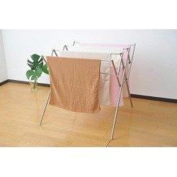 [해외]스테인레스 이불 건조 신축성있는 TN-S50/Stainless steel futon drying telescopic type TN-S50