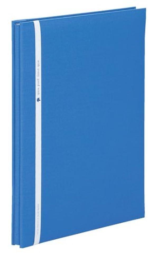 効率的はず追い付くセキセイ A4 フリーアルバム コバルトブルー XP-2501-14 ????????? 00068240 【まとめ買い3冊セット】