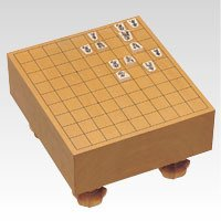 クラウン 将棋盤 材質:桂製 CR-SY30