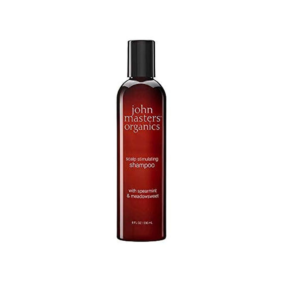 ポインタ導出時間ジョンマスターオーガニック(john masters organics) S&Mスキャルプシャンプー N(スペアミント&メドウスイート)236mL