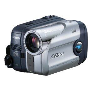 ビクター 液晶付デジタルビデオカメラ GR-DA30