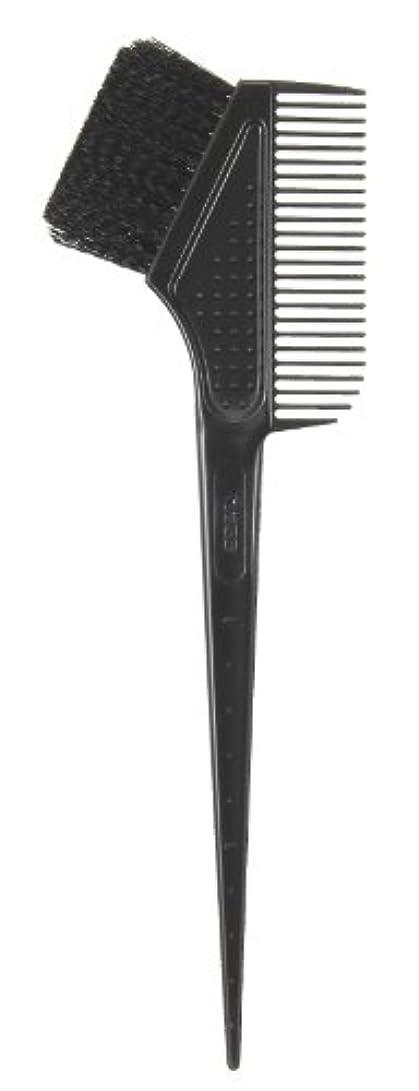 測る平均カナダヘアダイ ブラシ&コーム 2個セット