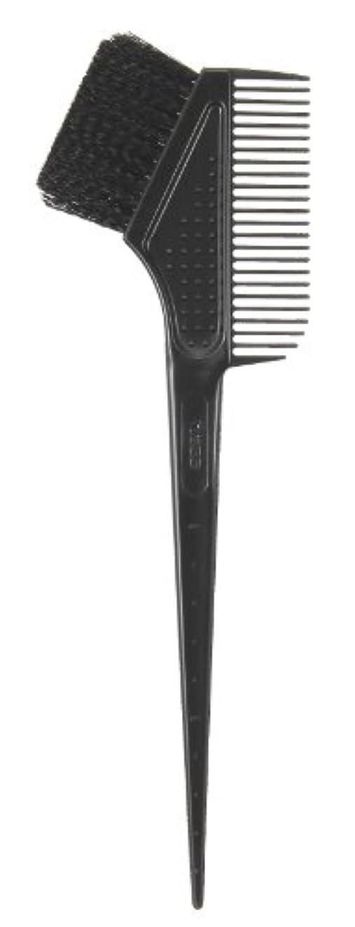 作成するライター美容師ヘアダイ ブラシ&コーム 2個セット
