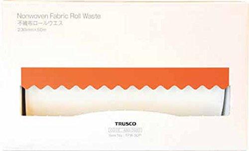 トラスコ中山(TRUSCO) TRUSCO 不織布ロールウエス 230mmX50m ポップアップボックス TFW-50P 489-2500