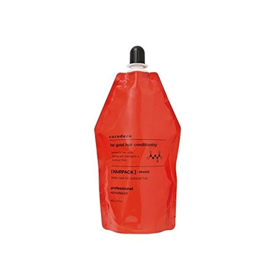 ファイター前部絶え間ない中野製薬 キャラデコ ヘアパック モイスト 400g