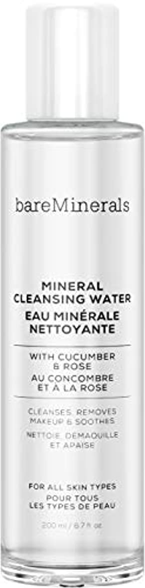 追う発信広告ベアミネラル Mineral Cleansing Water with Cucumber & Rose 200ml/6.7oz並行輸入品