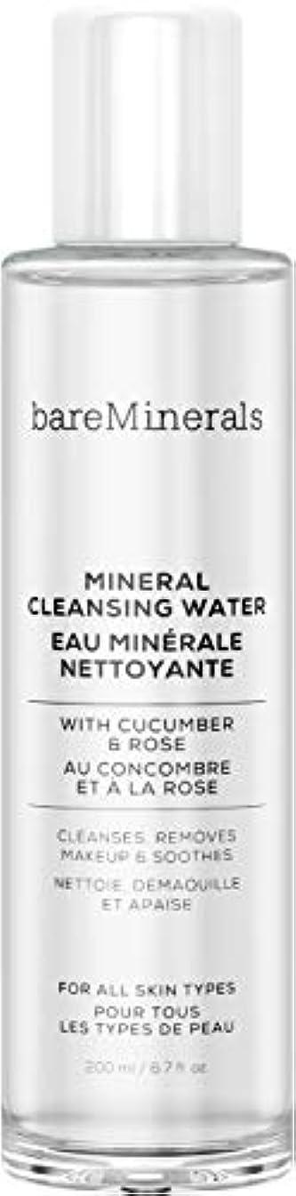 含む以内にフォーマルベアミネラル Mineral Cleansing Water with Cucumber & Rose 200ml/6.7oz並行輸入品