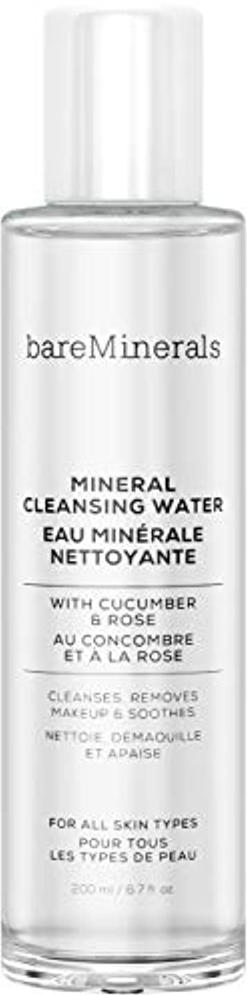 包囲ぺディカブ改革ベアミネラル Mineral Cleansing Water with Cucumber & Rose 200ml/6.7oz並行輸入品