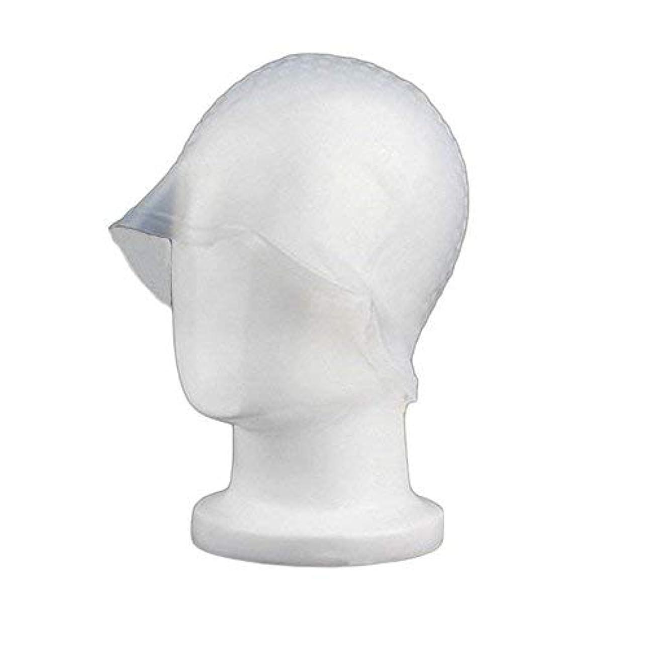 酸度違法みなさんchaselpod 洗って使える ヘアカラー メッシュ 染め用 用 シリコン ヘア キャップキャップ