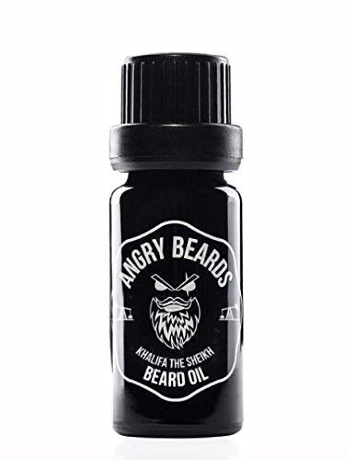 基礎逆説オペラLIMITED Khalifa the Sheikh Beard Oil by Angry Beards/LIMITED Khalifa the Sheikhビアードオイルby Angry Beards 10ml Made...