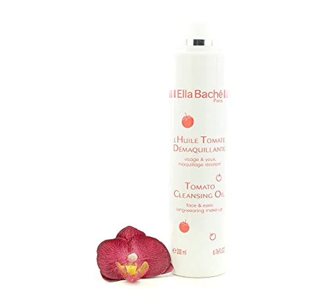 メイト昆虫望まないエラバシェ Tomato Cleansing Oil for Face & Eyes, Long-Wearing Make-Up 200ml/6.76oz並行輸入品