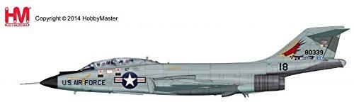HOBBY MASTER 1/72 F-102B ブードゥー オレゴンANG