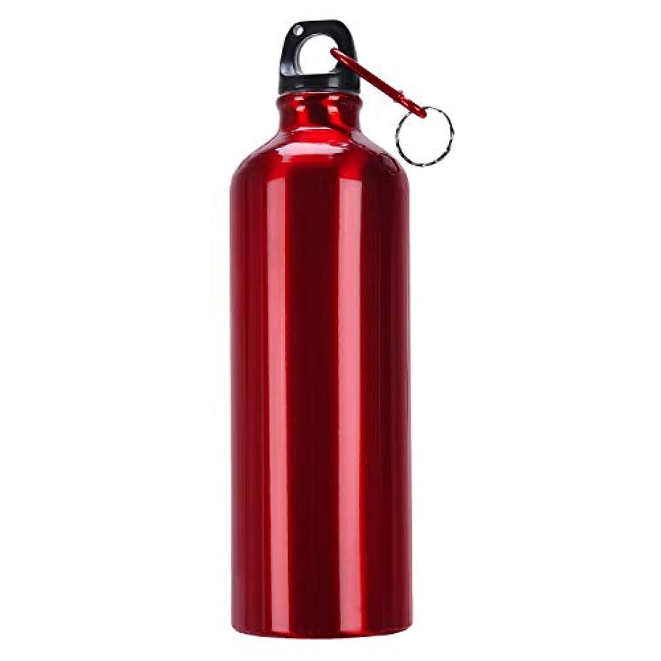 有効化融合描写Zap Impexステンレススチール水真空ボトルロイヤルレッド魔法瓶旅行ステンレススチールウォーターボトル