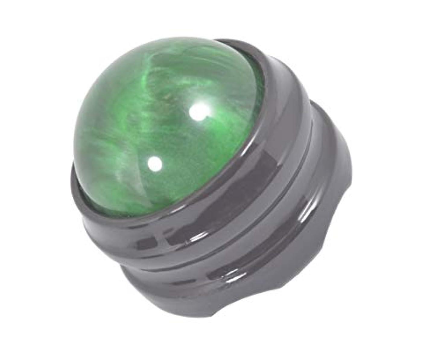 拡張値回転痛快 マッサージボール 健康 ツボ押し ボール (グリーン)