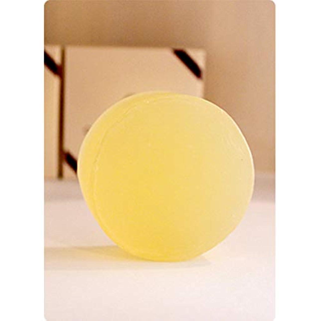 鋸歯状シールたるみコラーゲンアロマソープ 80g×3本 香りよく一日の疲れを癒してくれるアロマ石鹸