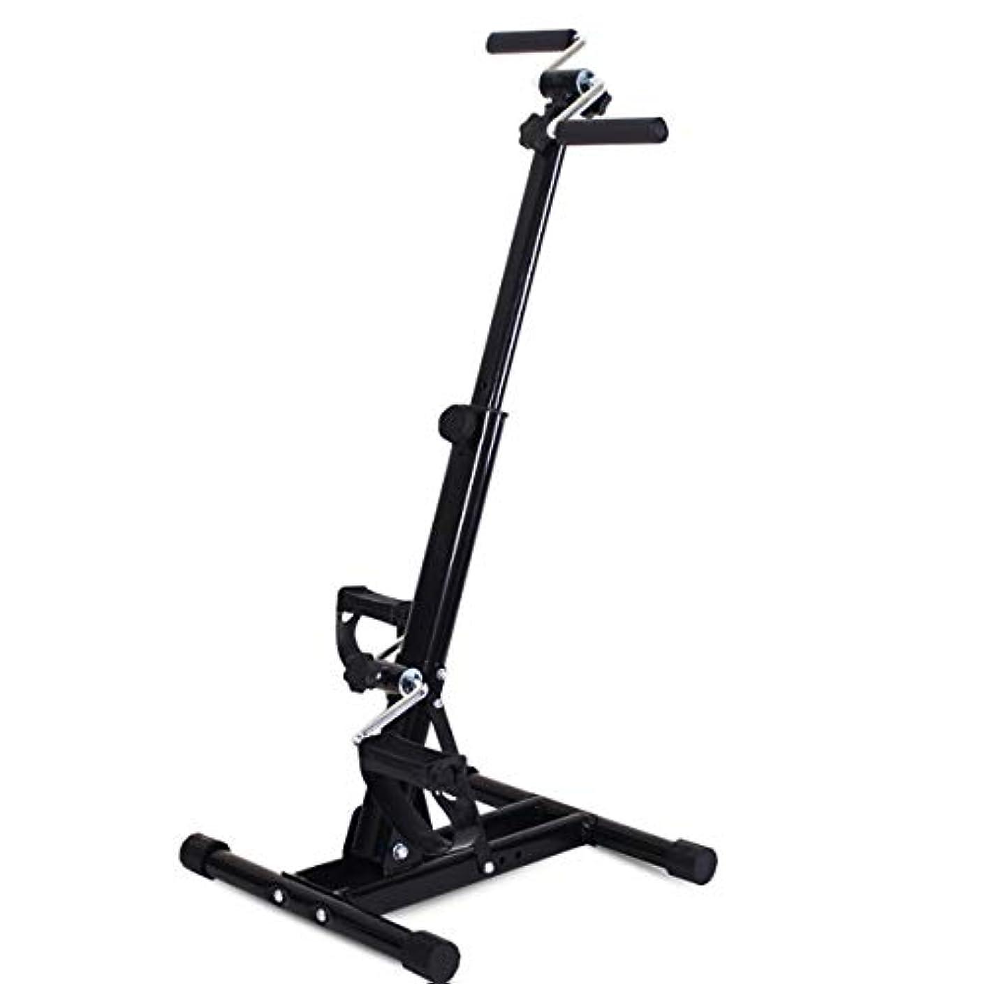 砂の物足りないに頼る高齢者リハビリテーション訓練自転車、ホームレッグアームペダルエクササイザー、上肢および下肢のトレーニング機器、ホーム理学療法フィットネストレーニング,A