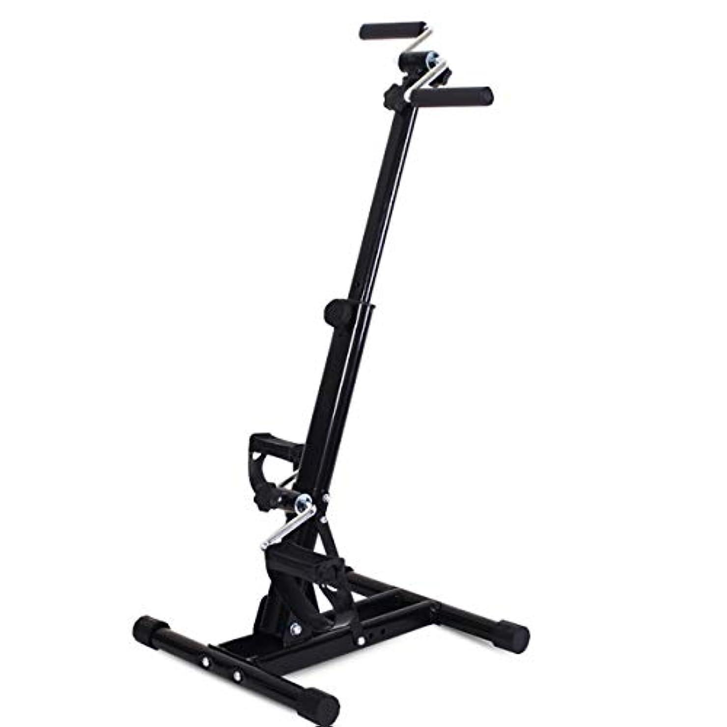 耳適合する着服高齢者リハビリテーション訓練自転車、ホームレッグアームペダルエクササイザー、上肢および下肢のトレーニング機器、ホーム理学療法フィットネストレーニング,A