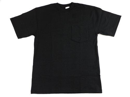 キャンバー CAMBER 302 半袖Tシャツ マックスウェイト ポケット TEE ブラック MADE IN USA M