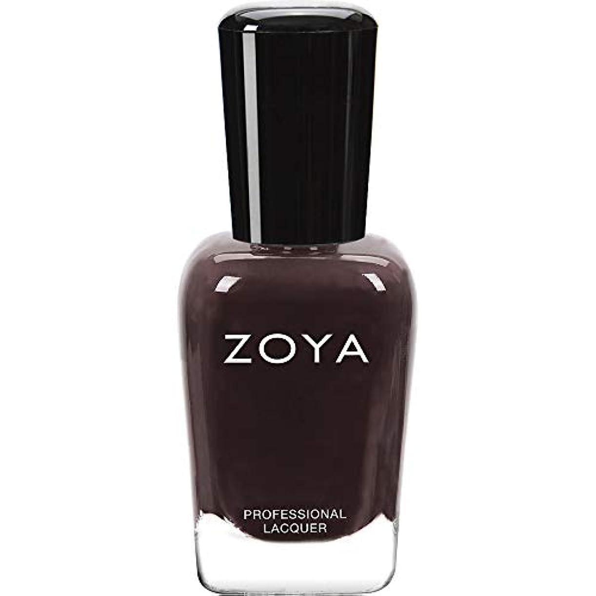 アイザック変動する報復するZOYA ゾーヤ ネイルカラー ZP912 ELAINE エレイン 15ml マット 爪にやさしいネイルラッカーマニキュア